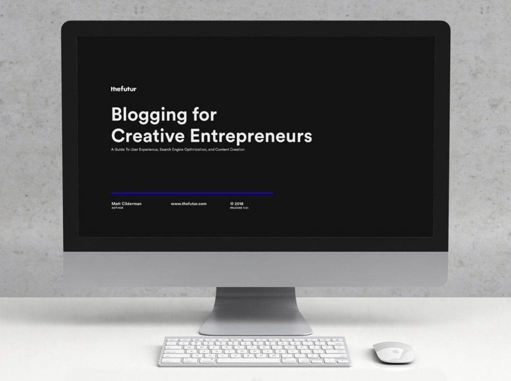 The Blogging Kit - The Futur