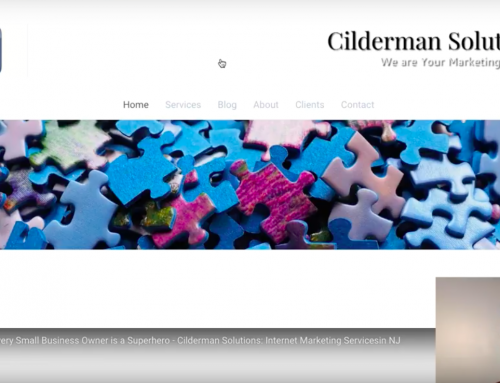 Website Audit – Branding, Copywriting, and Design – Evaluating The Old Cilderman Solutions Website
