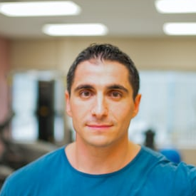 Dr. Igor Voloshin: Physical Therapist in Woodland Park, NJ